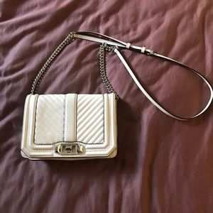 Rebecca Minkoff Chevron Quilted Crossbody